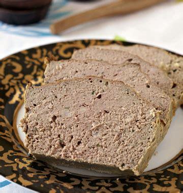 terrine de foie de volailles les meilleures recettes de