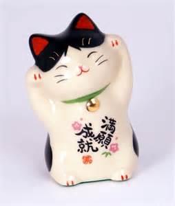 japanese lucky cat the cutest maneki neko japanese lucky cat cuteness