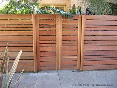 Modern Fences, Contemporary Gates & Zen Decks (los Angeles