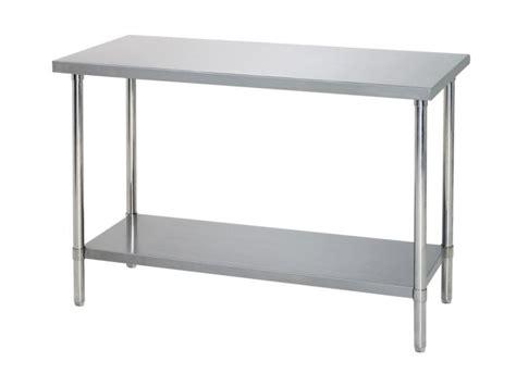 vente table cuisine inox et table de travail inox 100 cm