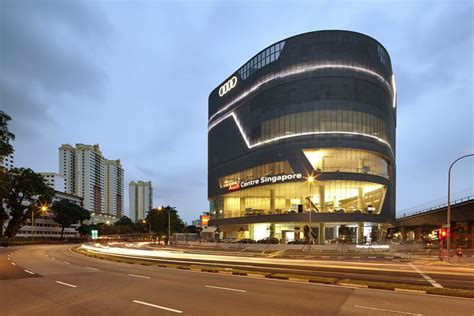Ong Singapore Architects Office Architect