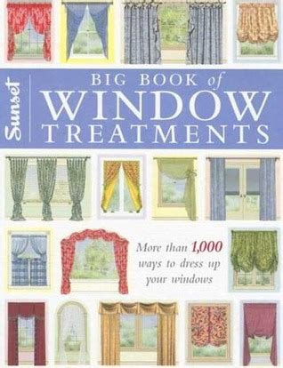 big book  window treatments    ways
