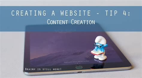 Creation Website by How To Create A Website Part 4 Content Creation
