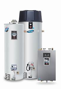 Bradford White Canada Residential Gas Homeowner Water Heaters