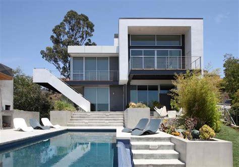 concrete exterior staircase design home design lover