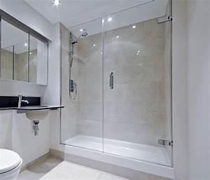 Tub-to-Shower Conversion Baths