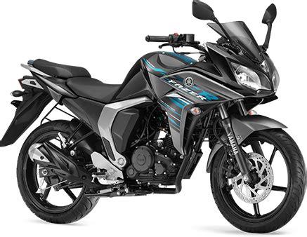 yamaha fazer fi v 2 0 150cc tourer bikes colors performance mileage specification and