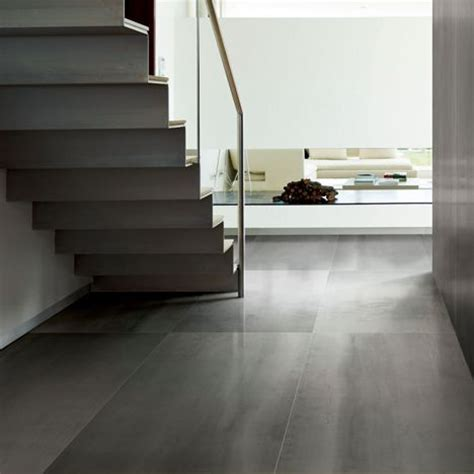 Create Open Seamless Spaces With Large Format Tiles See