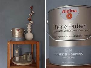 Alpina Feine Farben Ruhe Des Nordens : feine farbe f r die wand ~ Watch28wear.com Haus und Dekorationen