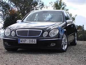 Mercedes E 270 Cdi : mercedes benz w211 e 270 cdi 2004 bilen har kun k rt km ~ Melissatoandfro.com Idées de Décoration