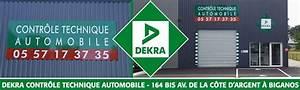 Dekra Controle Technique : dekra centre de controle technique automobile controle technique 33380 biganos ~ Medecine-chirurgie-esthetiques.com Avis de Voitures
