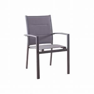 Chaises De Jardin En Soldes : fauteuil de jardin texaline azua gris rembourr achat vente fauteuil jardin fauteuil de ~ Teatrodelosmanantiales.com Idées de Décoration