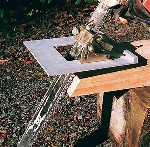 Headcutter Chainsaw Miter Guide Review