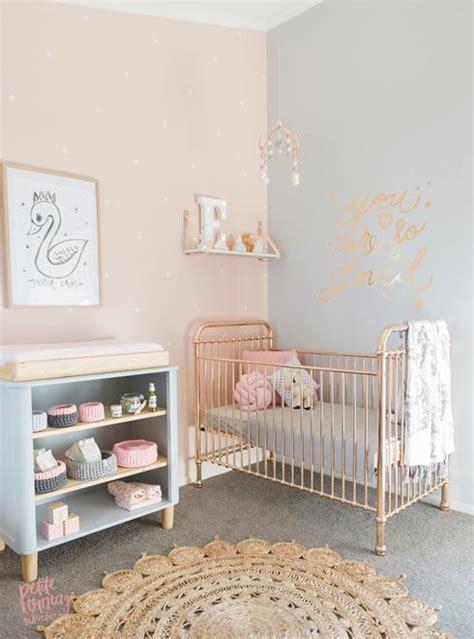 decoration chambre de bebe idees  inspirations originales