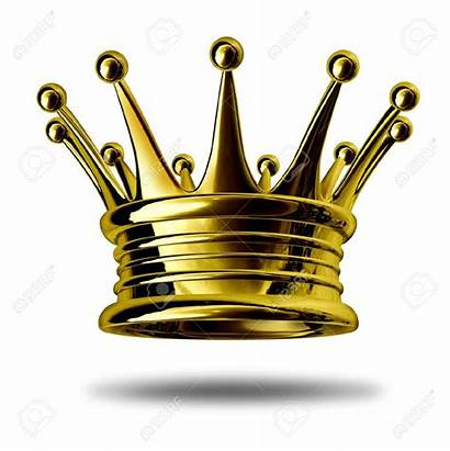 Symbol Crown Nobility Gold Leadership Wealth Clipart