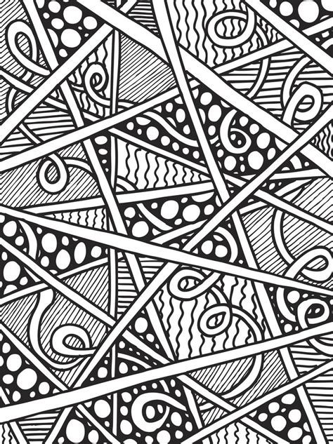 ideas  abstract coloring pages  pinterest