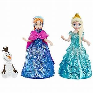 Disney Frozen Anna & Kristoff Dolls - Walmart.com