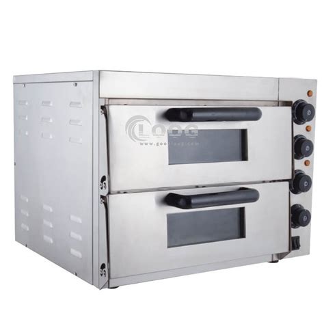 pizza oven commercial factory double deck pizza ovens
