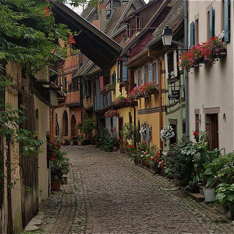 eguisheim alsace france places for fairy tales pinterest