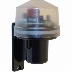 Wall Mounted Photocell Sensor