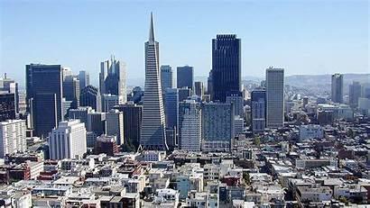 Skyline Francisco San Chicago Wallpapers Atlanta Wallpapersafari