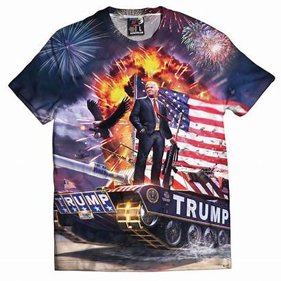 Trump Tank American Af Bans Merchandise Donald
