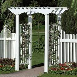 wedding arches ebay new arbors decorative newport white vinyl garden