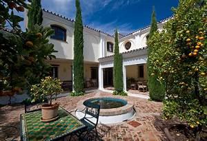 El Encanto De Las Casas De Estilo Andaluz En Marbella