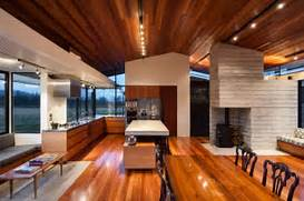 Home With Land Loving Layout And Materials Modern House Designs Modern Peribere Residence Framing Views Of The Downtown Miami Skyline Casa SMPW Affordable Brazilian Home In Concrete Metal And Glass Glass House Design With Concrete Structure And Natural Materials