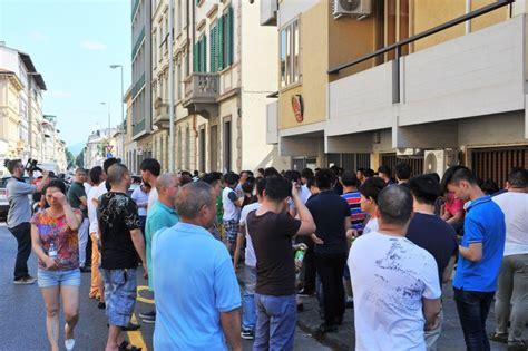 Consolato Cina Firenze by Firenze Il Presidio Della Comunit 224 Cinese Al Consolato