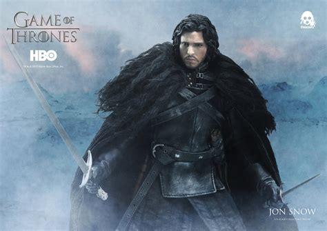 Full Reveal For Threezero Game Of Thrones Jon Snow Figure