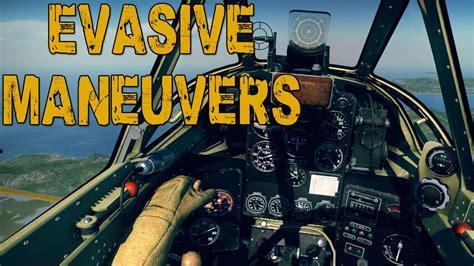 evasive maneuvers war thunder youtube