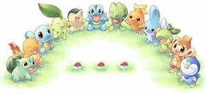 awesome pokemon starters are awesome