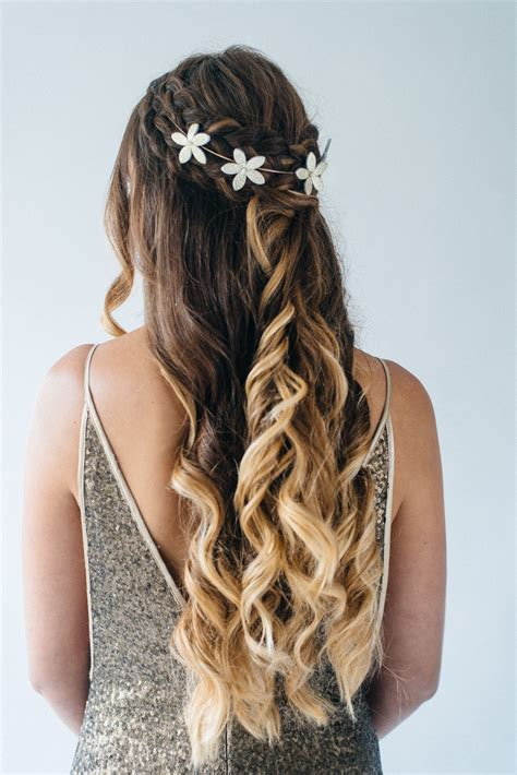 inspiration      wedding hair