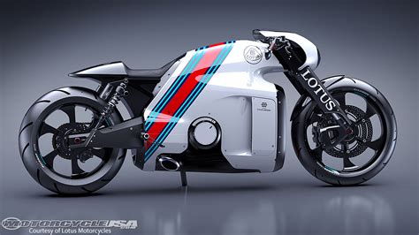 Lotus Motorcycles C-01 First Look