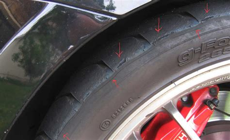 How To Prevent Tire Rub