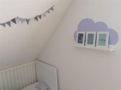Klebefolie Kinderzimmer Junge by Die Wolken Klebefolie In Blau Hat Mareike Im Kinderzimmer