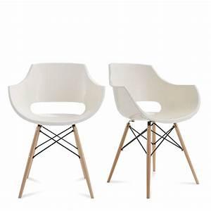 chaise designer banche skoll pietement bois by drawer With table de jardin contemporaine 9 tabouret bois design gris harrys par drawer