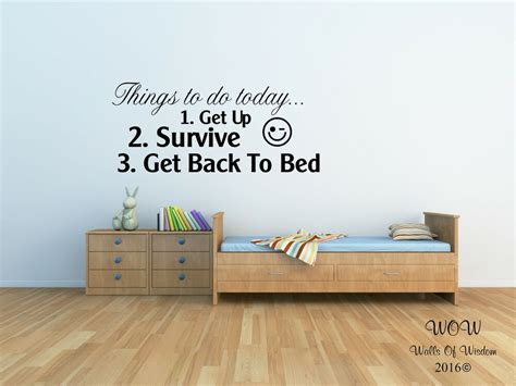 funny adult teenager wall sticker wall art decal home
