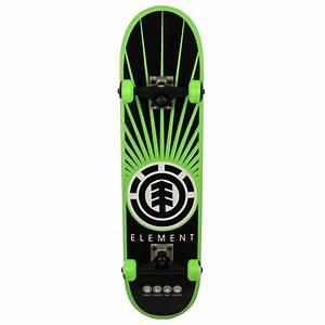 Element Format Green Skateboard Complete | evo outlet