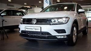 Nouveau Tiguan Occasion : nouveaut s ennakl automobiles lance le nouveau tiguan ~ Maxctalentgroup.com Avis de Voitures