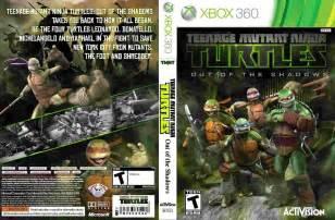 Teenage Mutant Ninja Turtles Out ShadoWs Game
