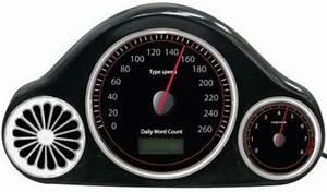 Türschloss Mit Fingerabdruck : speedometer f r wpm per usb ~ Michelbontemps.com Haus und Dekorationen