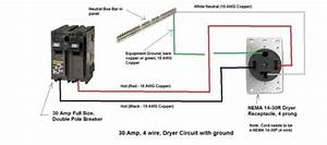 3 Pole 4 Wire Grounding Diagram