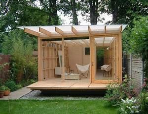 Schuppen Selber Bauen : die besten 25 gartenhaus bauen ideen auf pinterest ~ Michelbontemps.com Haus und Dekorationen