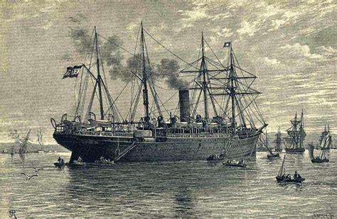 Barco De Vapor Antiguo by La Revoluci 243 N Industrial