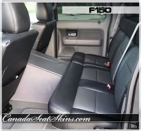 2004  2008 Ford F150 Leather Upholstery