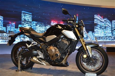 Honda Cb650r Picture by In Pictures All The From Eicma 2018 Motorcycle