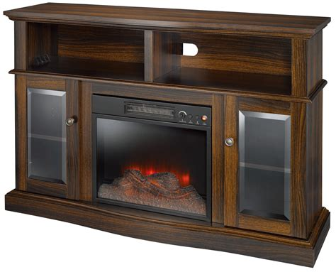 Essential Home Paige Electric Fireplace