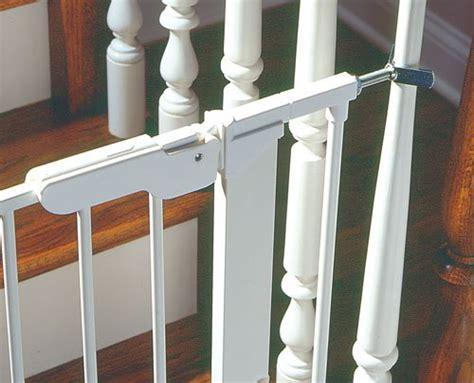 baby banister gate adapter top 4 baby gate banister adapter kit 2018 reviews